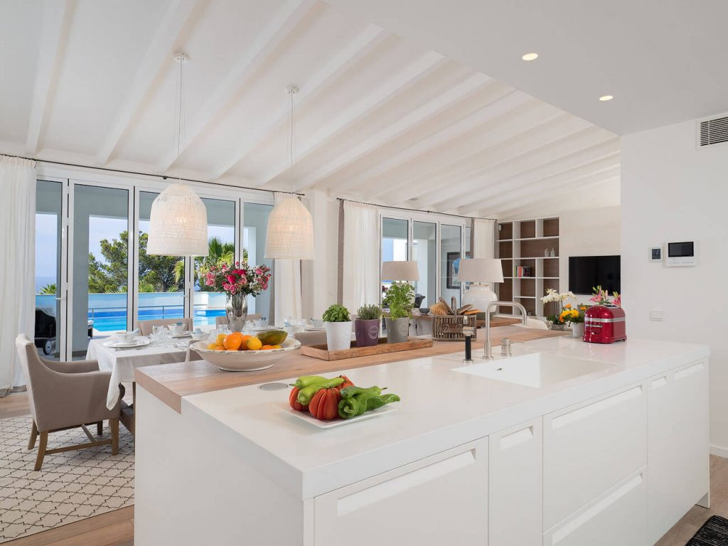 Kitchen To Dining Reverse Angle Copy About Living